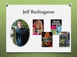 Jeff Burlingame