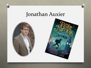 Jonathan Auxier