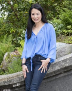 Blogged by Library Lions – Justina Chen