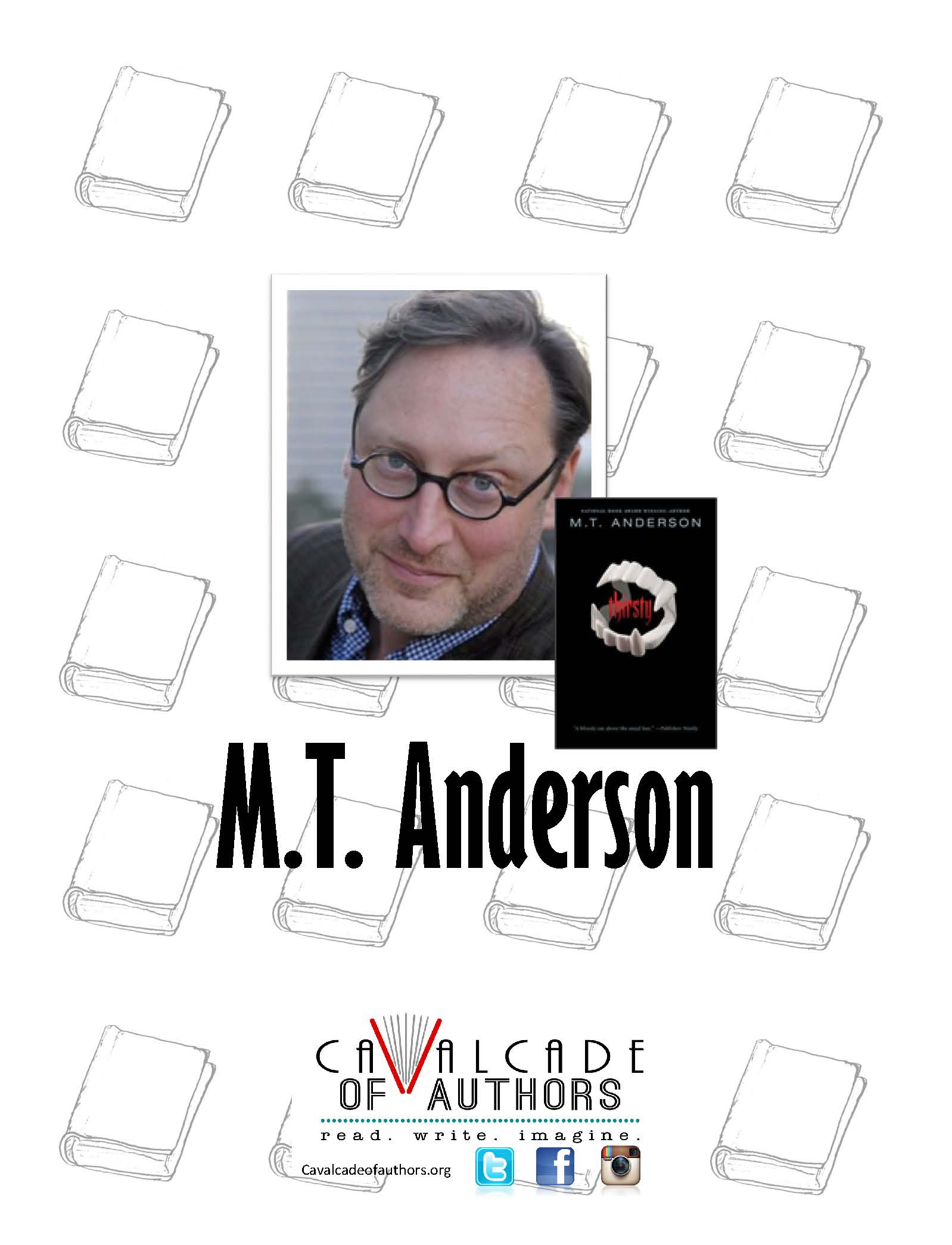 M T Anderson